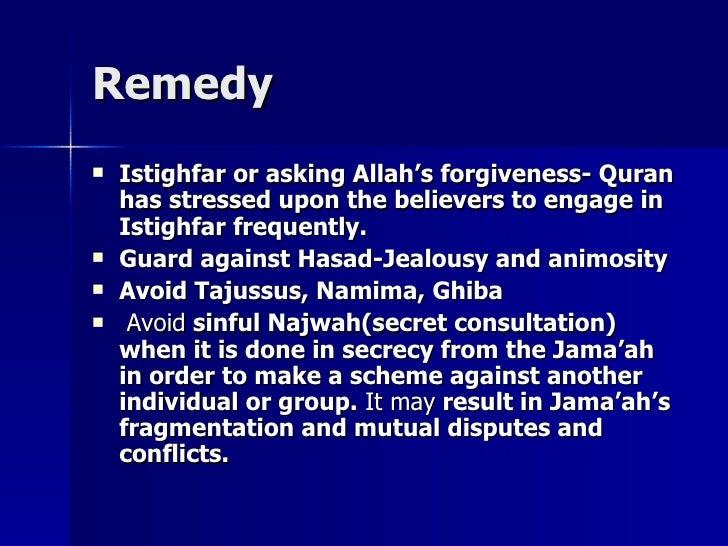RemedyRemedy  Istighfar or asking Allah's forgiveness- QuranIstighfar or asking Allah's forgiveness- Quran has stressed u...