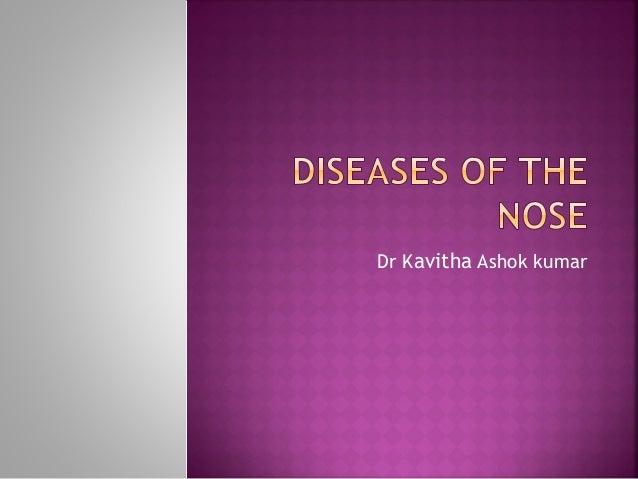 Dr KavithaAshok kumar
