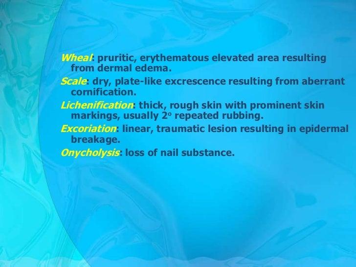 Diseases of Skin Slide 3