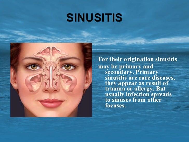 PARANASAL SINUS DISEASE PDF