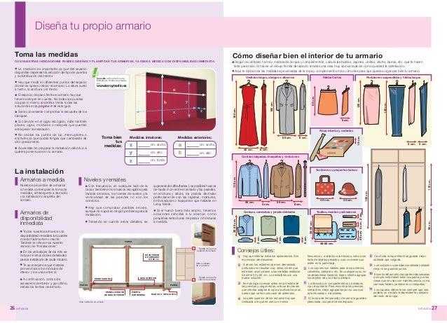 Diseña tu propio armario empotrado o vestidor