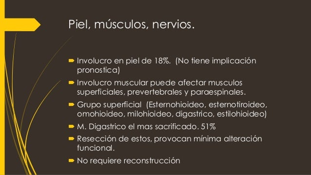 Diseccion de cuello for Esternohioideo y esternotiroideo