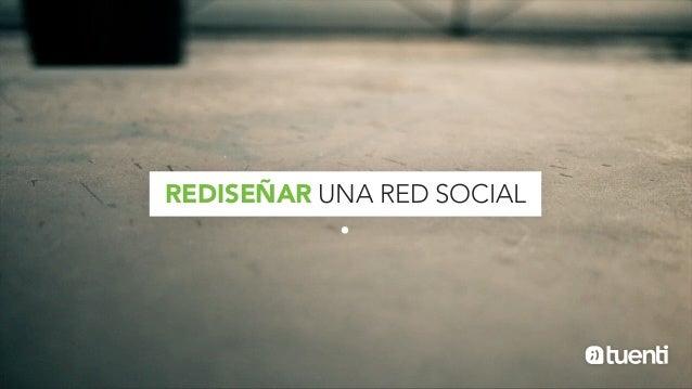 Diseñar para una red social Slide 3