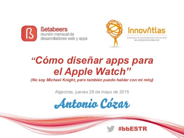 C mo dise ar apps para el apple watch - App para disenar ...