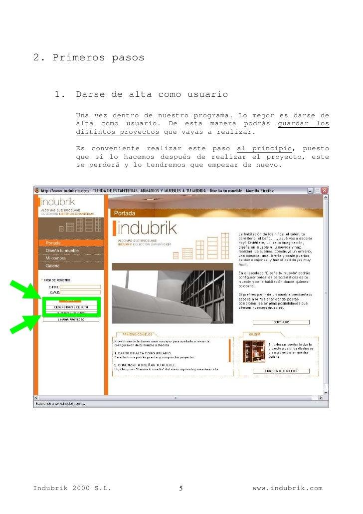 disena tu mueble guia utilizacion ForDisena Tu Mueble Online