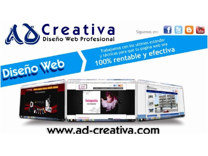 Diseño Web Peru - AD Creativa