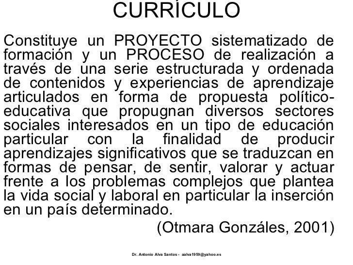 Diseno Curricular Slide 2