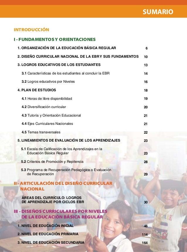 Diseno curricularnacional for Diseno curricular educacion primaria