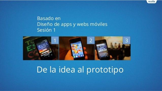 Curso: Diseño de apps y webs móviles - Parte 2 Slide 2