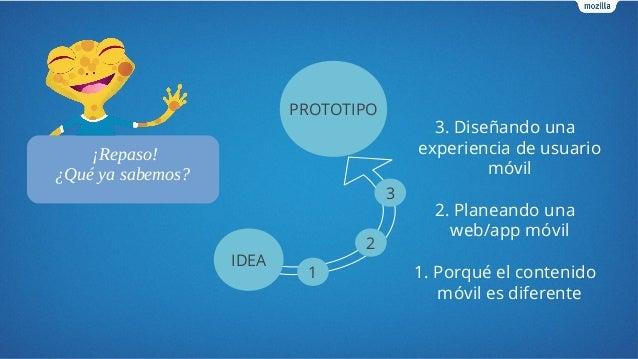 Curso: Diseño de apps y webs móviles - Parte 2 Slide 3