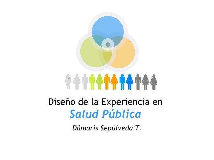 Dise o de experiencia del paciente en salud p blica i for Diseno de interiores universidad publica