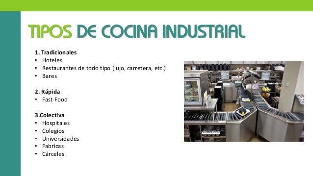 Primera investigacion cocinas industriales seccion 01 for Tipos de restaurantes franceses