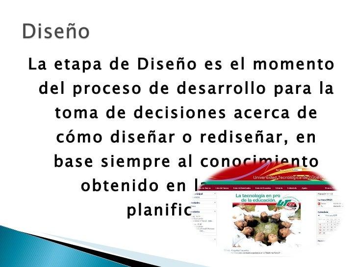 Diseño centrado en el usuario. Slide 2