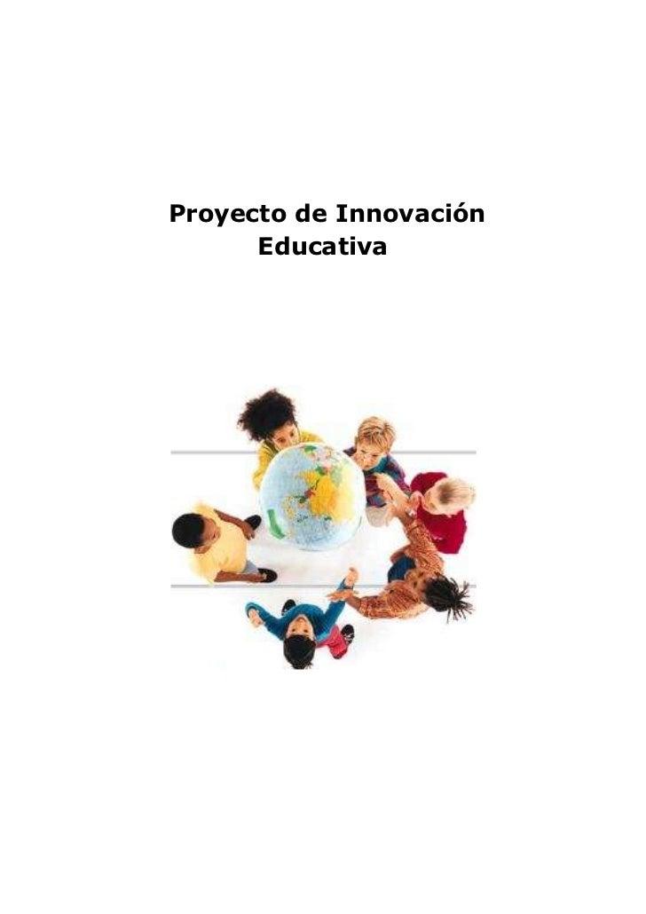 Proyecto de Innovación Educativa<br />TÍTULO <br />USO DEL SOFTWARE EDUCATIVO PARA FACILITAR LA ENSEÑANZA PARENDIZAJE DE ...