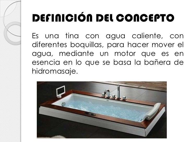 Diseño básico de red hidráulica en tinas de baño y albercas