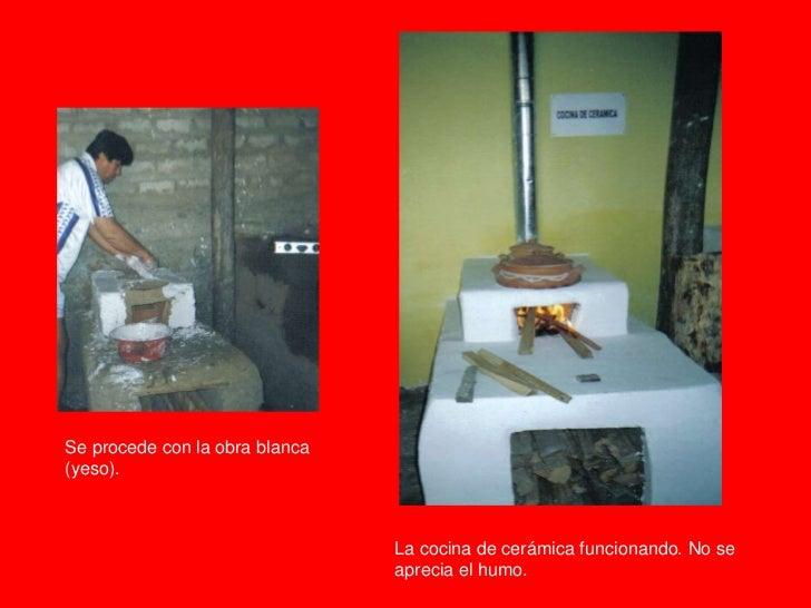 Dise o construcci n y medida de la eficiencia de un for Planchas granito para cocinas