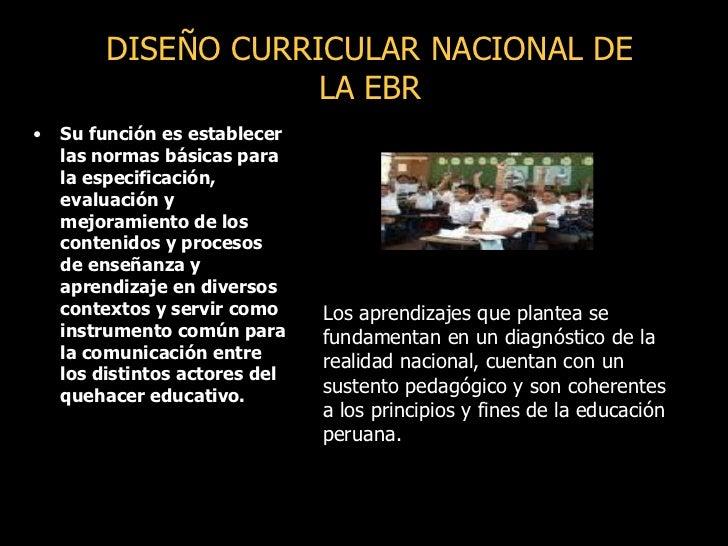 Dise o curricular 2008 for Diseno curricular educacion primaria