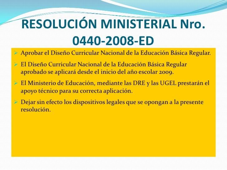 Dise o curricular nacional for Diseno curricular educacion primaria