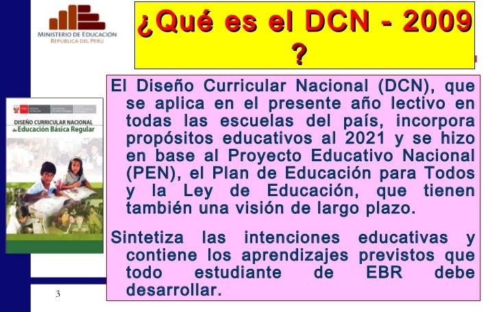 dise o curricular nacional 2009 ed On diseno curricular nacional 2017 pdf