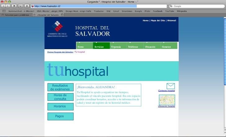 Dise o de interfaz de solucion para el sitio web del for Sitio web ministerio del interior