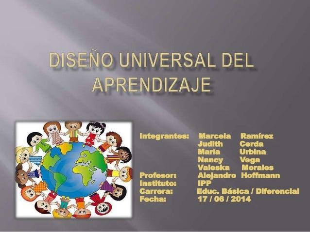 Integrantes: Marcela Ramírez Judith Cerda María Urbina Nancy Vega Valeska Morales Profesor: Alejandro Hoffmann Instituto: ...