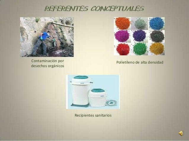Se pretende diseñar, fabricary comercializar un recipientesanitario para mascotascaninas para satisfacer lasnecesidades de...