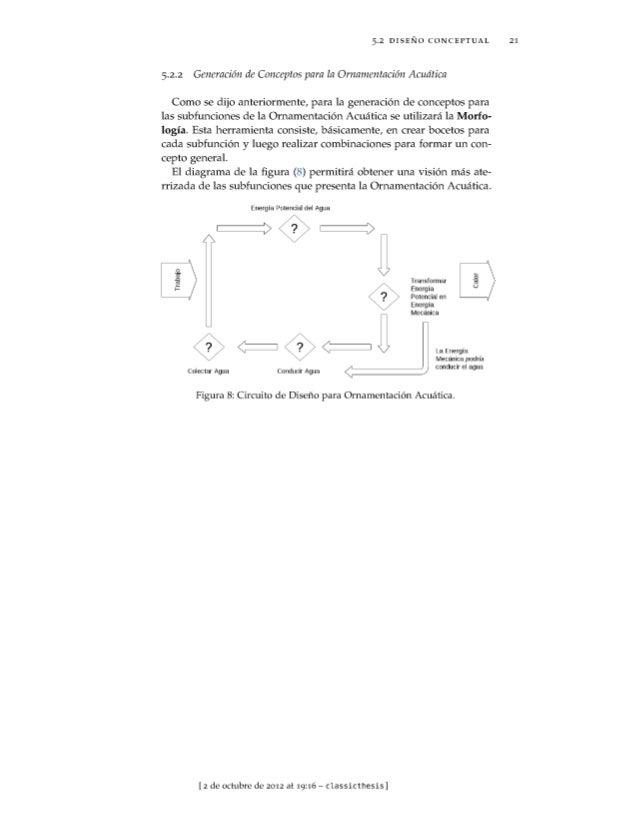5.2 diseño conceptual             23      Figura 9: Generación de bocetos a partir de la Morfología.matriz de decisión par...