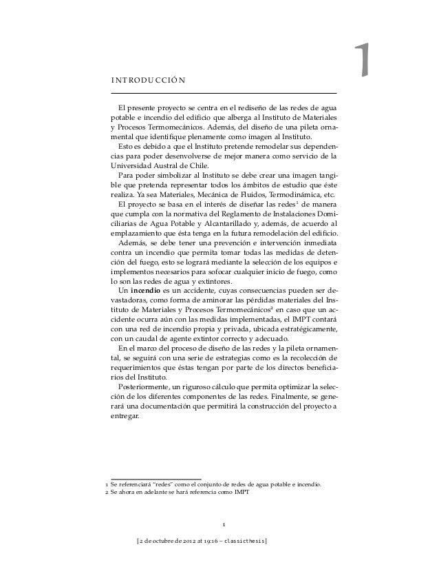 INTRODUCCIÓN                                                                                  1     El presente proyecto s...