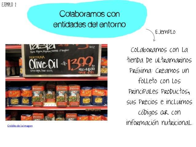 Colaboramos con la tienda de ultramarinos próxima: Creamos un folleto con los principales productos, sus precios e incluim...