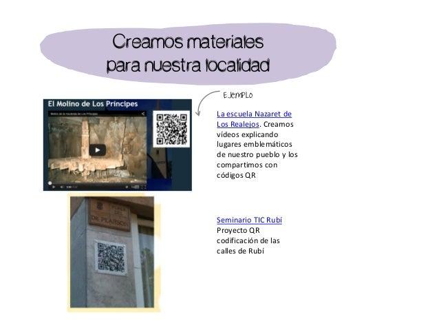 La escuela Nazaret de Los Realejos. Creamos vídeos explicando lugares emblemáticos de nuestro pueblo y los compartimos con...