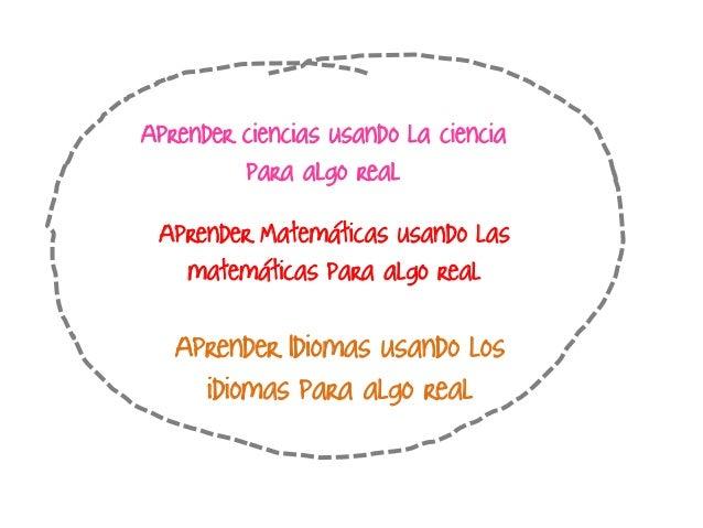 Diseño de tareas Integradas Slide 2