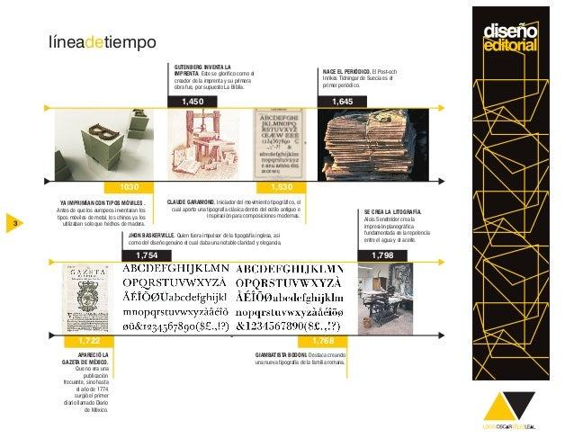 Diseño editorial   presentación Slide 3
