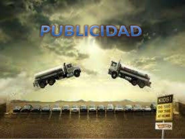 PUBLICIDADLa publicidad es una forma decomunicación comercial que intentaincrementar el consumo de unproducto o servicio a...