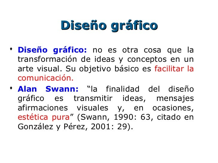 Dise o gr fico y period stico for Ideas para diseno grafico