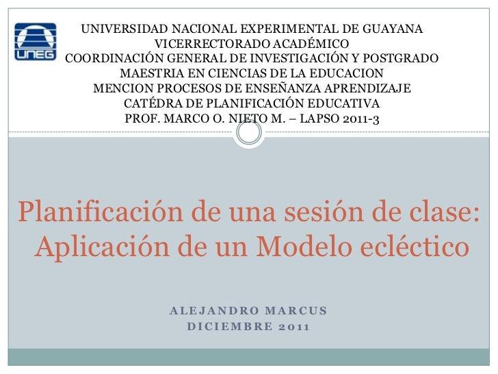 UNIVERSIDAD NACIONAL EXPERIMENTAL DE GUAYANA               VICERRECTORADO ACADÉMICO   COORDINACIÓN GENERAL DE INVESTIGACIÓ...
