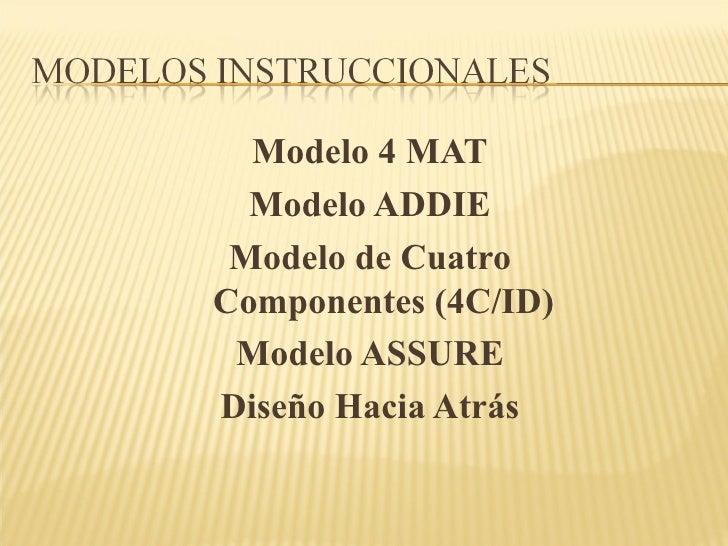 Diseño instruccional de quinta generación Slide 3