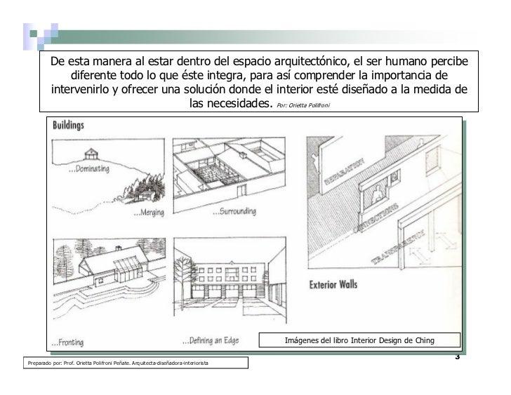 ¿Diseño interior que es? por orietta polifroni Slide 3