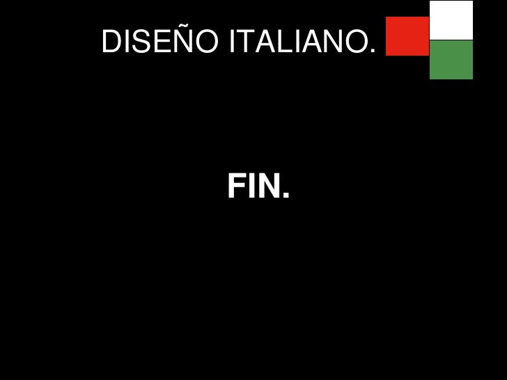 Dise o italiano for Comodas diseno italiano