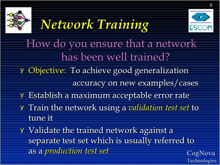 02 network planning tutorial Computer network planning computer network planning consists of the following steps: 1 identifying the applications that you intend to use: computer networking may.