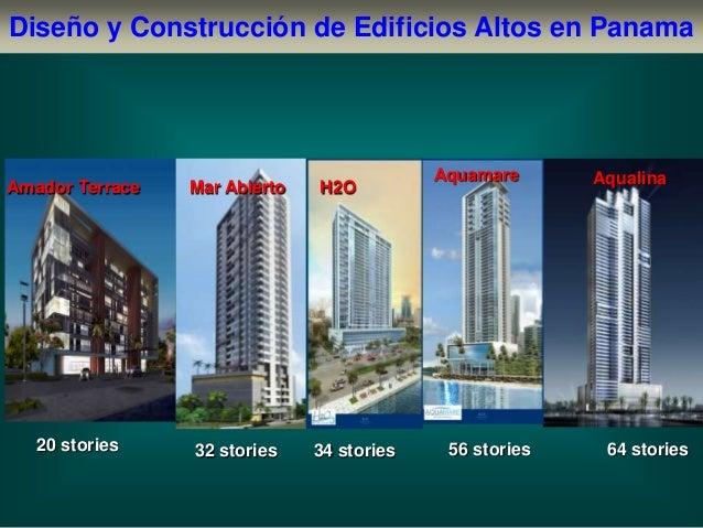 Dise o y construcci n de edificios altos en panam for Diseno de edificios
