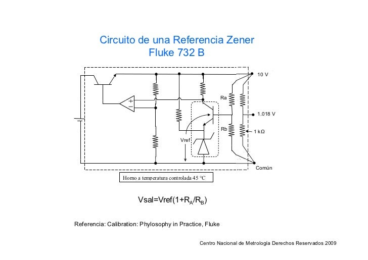 Circuito Zener : Diseño y construcción de referencia tension con diodo