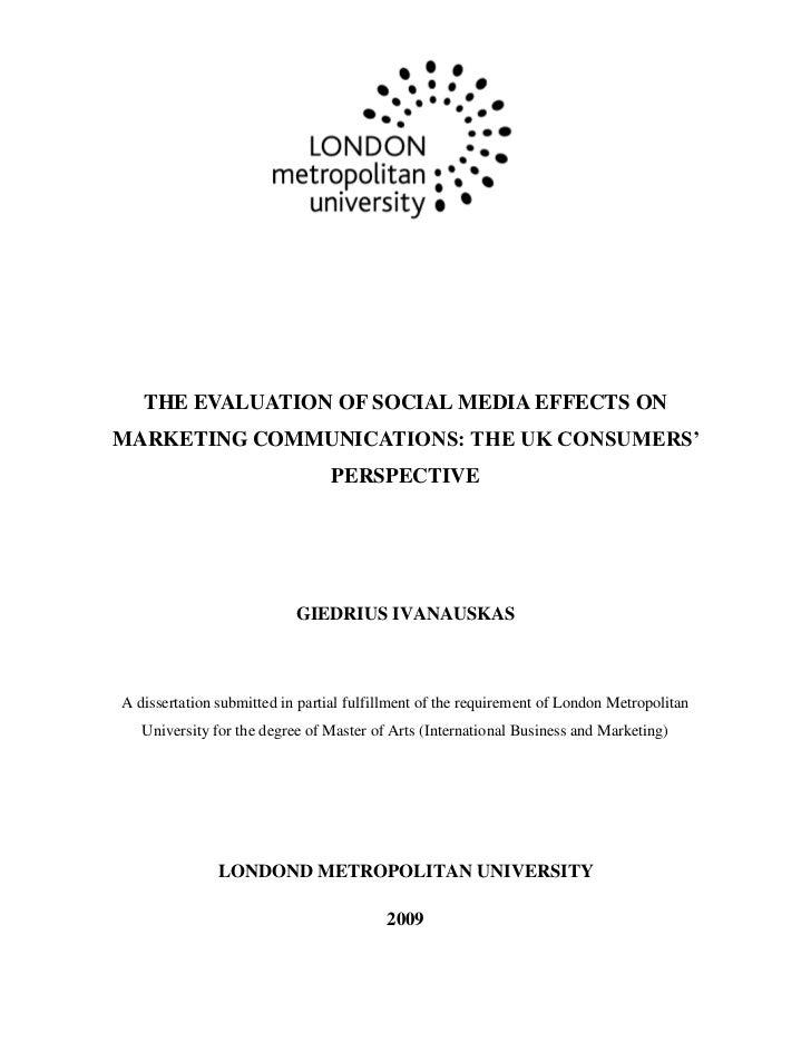 london met dissertation binding