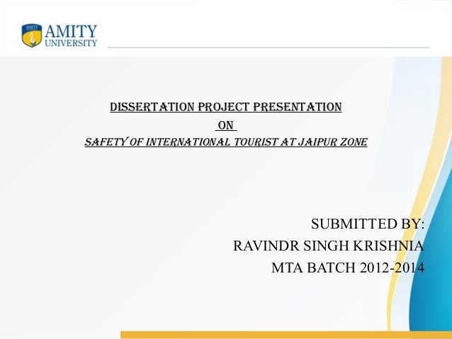 dissertation projects in it