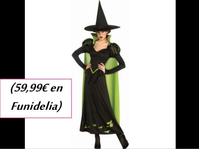 (24,99€ en  Funidelia)  También para las más pequeñas de la  casa hay disfraces muy lindos.