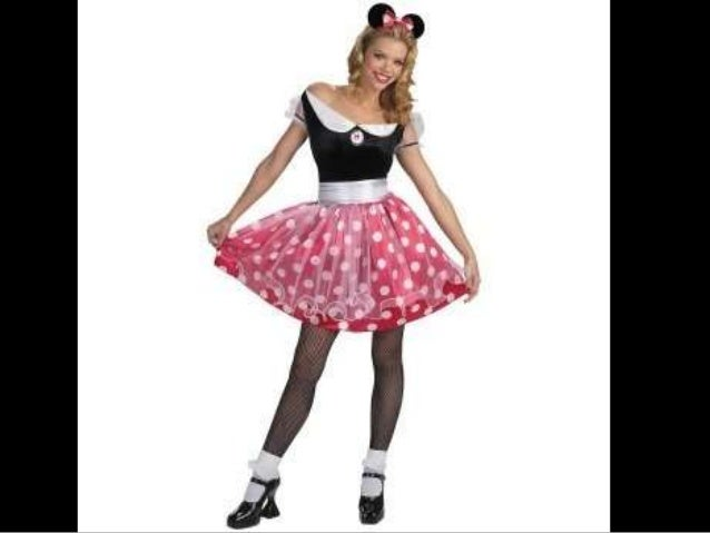 Disfraz de minnie ideas originales disfraces baratos y - Hacer disfraces carnaval ...