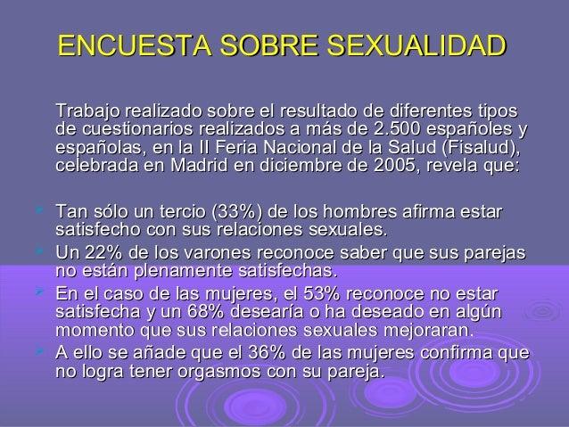 Disfunciones sexuales Slide 2