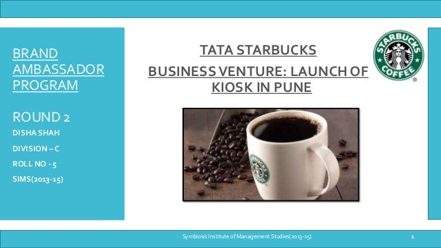 Starbucks & Its Organizational Design
