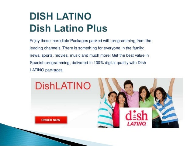 Best DishLATINO Channel Packages Program