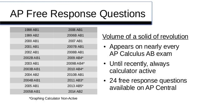 Volume using disks and washers ap publicscrutiny Choice Image