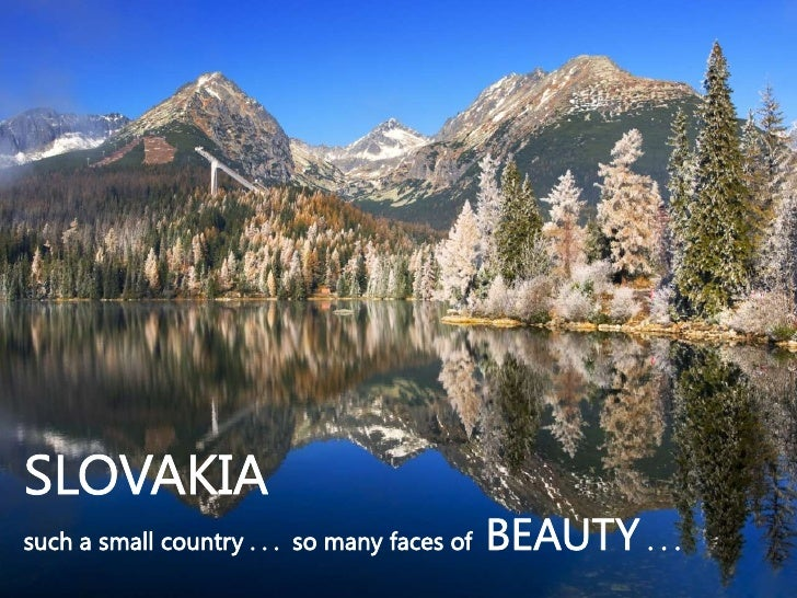 Discover SLOVAKIA        the hearth of Europe                               Meetings . . . . EVENTS                       ...